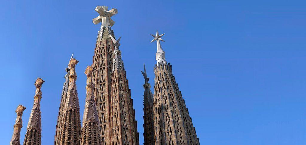torres Sagrada Família 2022