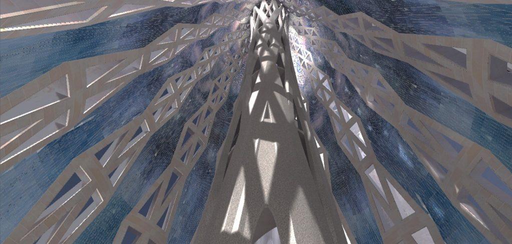 Torre de Jesús interior