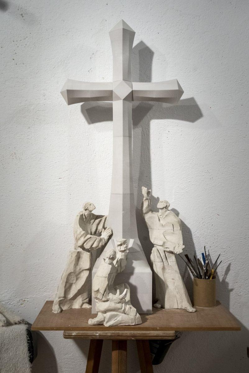baf3cc831c7e Una cruz triunfal - Blog Sagrada Familia