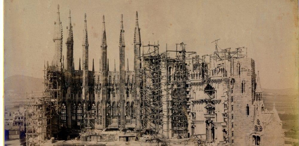 Façana del Naixement;Construcció
