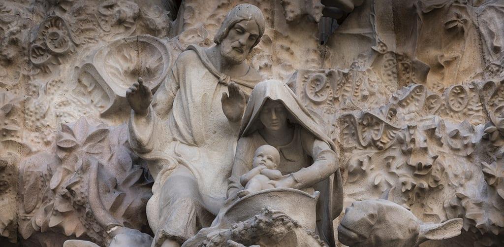 grup escultòric del Naixement