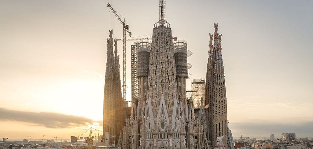 2019 The Year The Sagrada Familia Skyline Starts To Change Blog