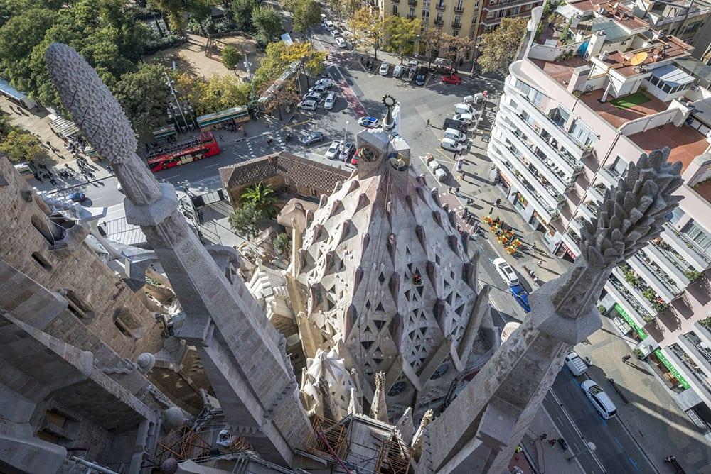 A ring for utilities - Blog Sagrada Família