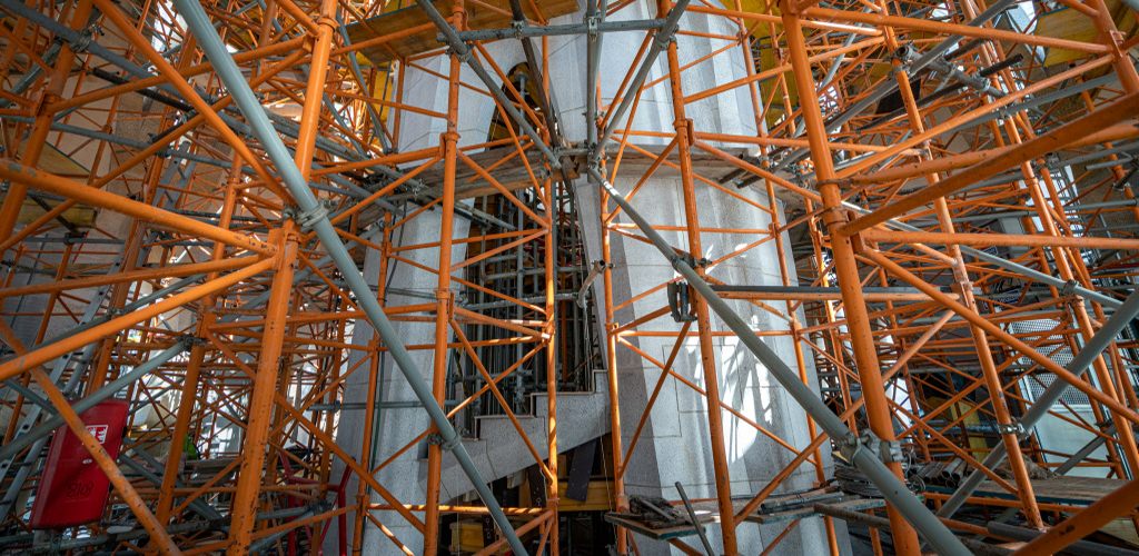 interior torre jesucrist