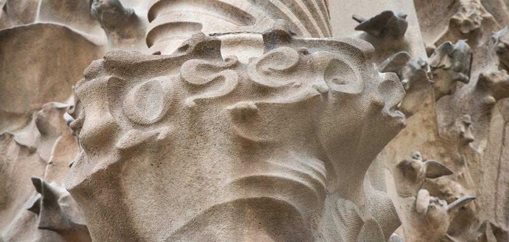 pedra Sagrada Família