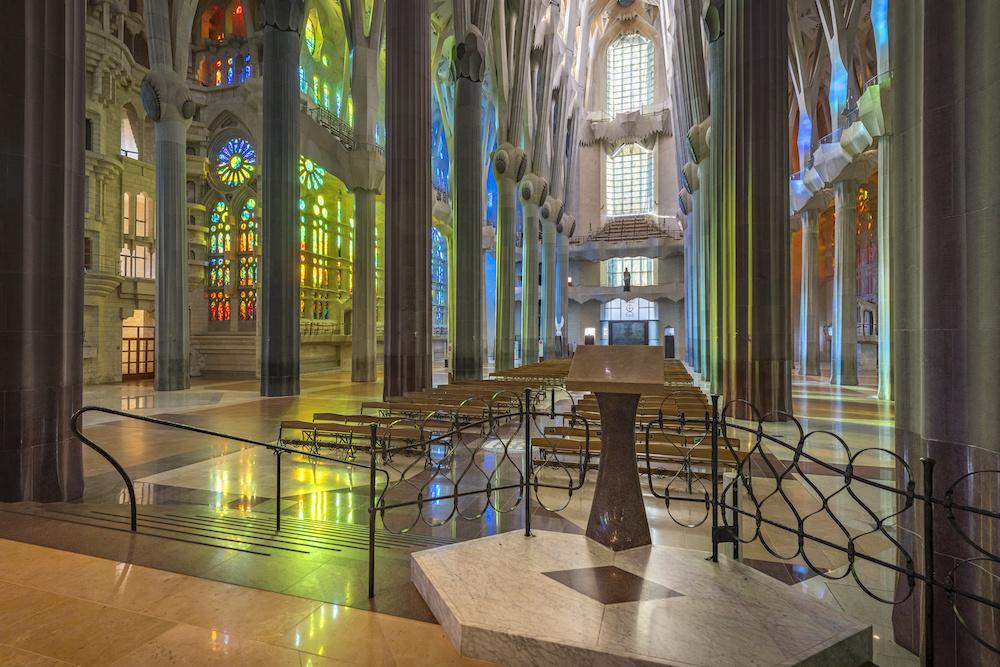 La Sagrada Familia de Barcelona - La obra magna de un genio 4
