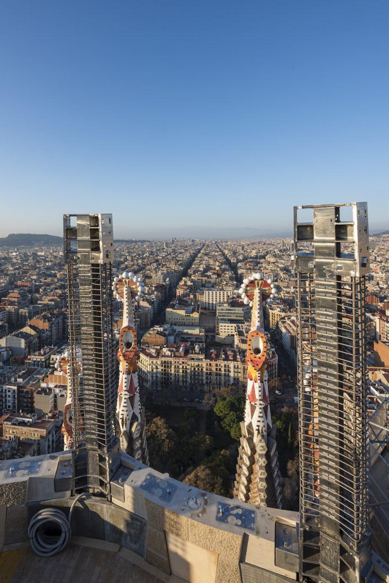 La Sagrada Familia de Barcelona - La obra magna de un genio 2